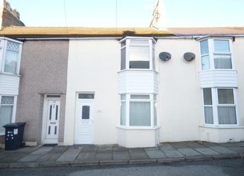 Thumbnail 3 bedroom terraced house for sale in Henry Street, Holyhead, Sir Ynys Mon