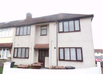 Thumbnail 1 bedroom flat for sale in 90C Auriel Avenue, Dagenham, Essex