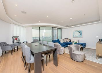 3 bed flat for sale in The Corniche, Tower Two, Albert Embankment SE1