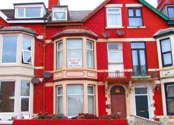 Thumbnail 1 bedroom flat to rent in Hornby Road, Blackpool, Lancashire