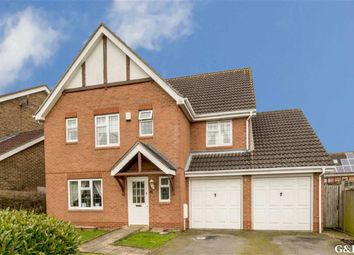 Thumbnail 6 bed detached house for sale in Frank Edinger Close, Kennington, Kent