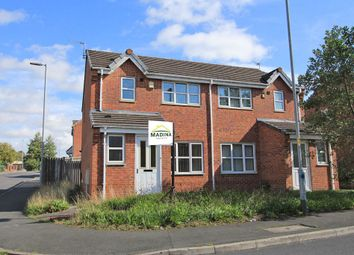 Thumbnail 3 bedroom semi-detached house for sale in Tadcaster Drive, Manchester