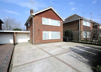 Thumbnail 3 bed link-detached house for sale in Cumberland Avenue, Goring By Sea, Worthing