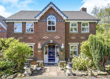Thumbnail 4 bed detached house for sale in Beacon Heights, Upholland, Skelmersdale