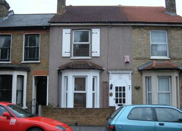 Thumbnail 3 bedroom terraced house to rent in Theobald Road, Croydon