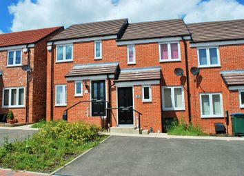 Thumbnail 2 bed terraced house for sale in Delta Close, Bannerbrook Park, Coventry