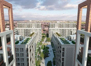 Thumbnail 1 bed flat for sale in Green Street, Upton Park, London