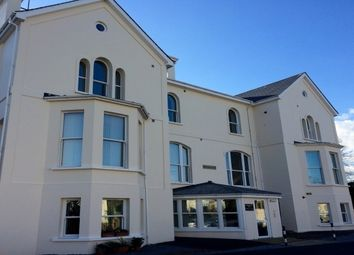Thumbnail 2 bedroom flat to rent in Dartmouth Road, Paignton