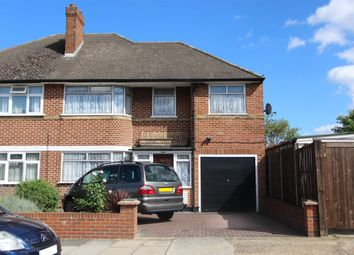 Thumbnail 4 bed semi-detached house for sale in Collins Drive, Ruislip, Eastcote