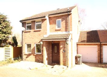 Thumbnail 3 bed property for sale in Locksley Close, Walderslade, Kent
