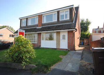 Thumbnail 3 bedroom property to rent in Oxford Drive, Kirkham, Preston
