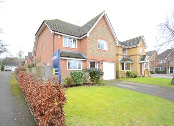 Thumbnail 4 bed detached house for sale in Sevenoaks Drive, Spencers Wood, Reading