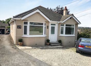 Thumbnail 3 bedroom detached bungalow for sale in Howard Road, Plymstock, Plymouth