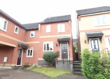 Thumbnail 2 bed end terrace house for sale in Broughton Close, Loughborough, Leicestershire