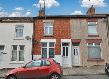 Thumbnail 3 bedroom terraced house to rent in Essex Street, Semilong, Northampton