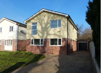 Thumbnail 4 bed detached house for sale in The Drive, Peterborough