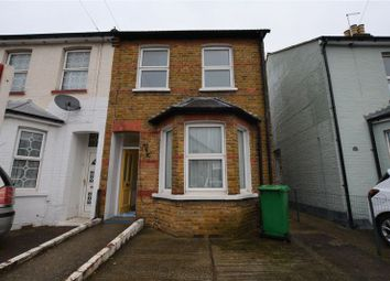 Thumbnail 3 bed terraced house to rent in Montague Road, Slough