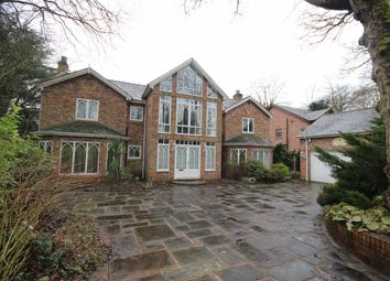 Thumbnail 4 bedroom detached house for sale in Chatsworth Road, Worsley, Manchester