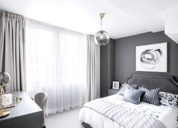 Thumbnail 1 bed flat for sale in Crompton Court, St Mark's Square, Bromley