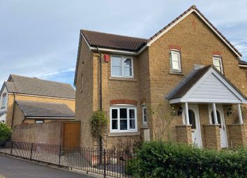 Thumbnail 3 bed semi-detached house for sale in Canal Way, Ilminster