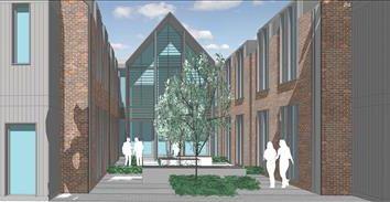 Thumbnail Office to let in Burnham Yard, London End, Beaconsfield, Buckinghamshire
