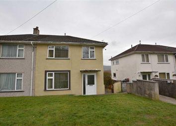 Thumbnail 3 bed semi-detached house for sale in Bronhaul, Aberdare, Rhondda Cynon Taff