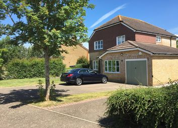 Thumbnail 4 bed detached house for sale in Fawn Rise, Henfield