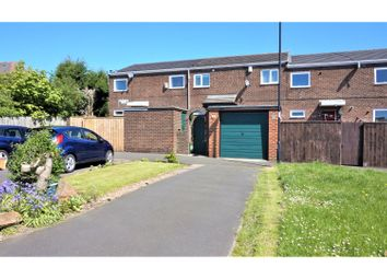 Thumbnail 3 bed terraced house for sale in Glantlees, Newcastle Upon Tyne