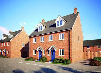 Thumbnail 3 bed semi-detached house for sale in Plot 71 Westbere Edge, Canterbury, Kent