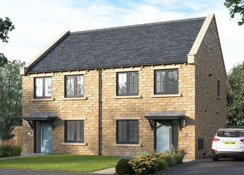 "Thumbnail 3 bed semi-detached house for sale in ""The Kilmington"" at Norwood Avenue, Menston, Ilkley"