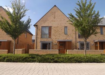 Thumbnail 3 bed property to rent in Consort Avenue, Trumpington, Cambridge