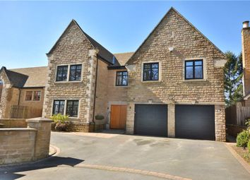 Thumbnail 6 bed detached house for sale in Manor Gates, Bramhope, Leeds, West Yorkshire