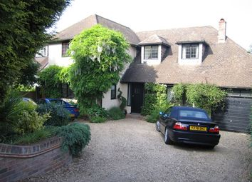 Thumbnail 3 bed detached house to rent in Chess Way, Chorleywood, Hertfordshire