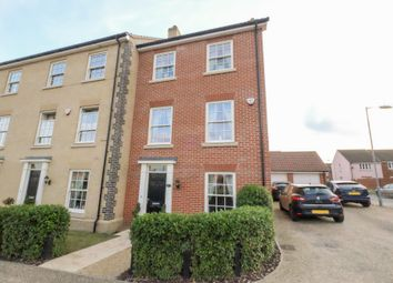 5 bed end terrace house for sale in Lord Nelson Drive, Norwich NR5
