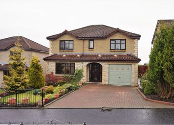Thumbnail 4 bedroom detached house for sale in Adam Hunter Court, Kelty