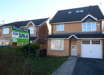 Thumbnail 4 bed detached house for sale in Riverside View, Clayton Le Moors, Accrington, Lancashire