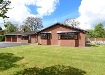 Thumbnail 4 bed detached bungalow for sale in Penybont, Llandrindod Wells