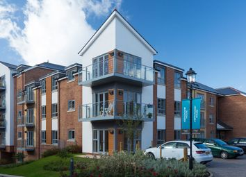 Thumbnail 2 bed flat for sale in Abercromby House, Millbrook Village, Exeter