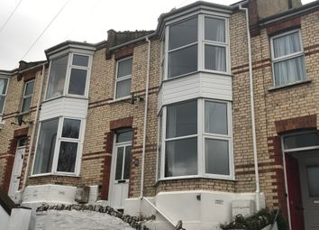 Thumbnail 3 bedroom terraced house to rent in Richmond Avenue, Ilfracombe
