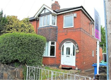 3 bed semi-detached house for sale in Ivy House Road, Stoke-On-Trent ST1