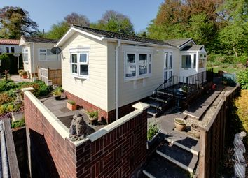 Thumbnail 2 bed mobile/park home for sale in Oakway, Caerwnon Park, Builth Wells