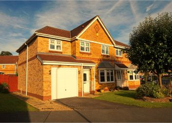 Thumbnail 4 bed semi-detached house for sale in Riviera Drive, Liverpool