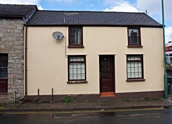Thumbnail 2 bed end terrace house for sale in Davies Street, Ebbw Vale