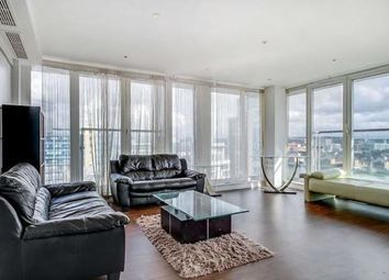 Thumbnail 3 bed flat for sale in Western Gateway, London