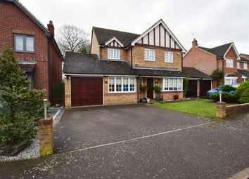 Thumbnail 4 bedroom property to rent in Crabtree Walk, Broxbourne