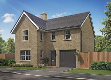 "Thumbnail 4 bed detached house for sale in ""Halton"" at Burlow Road, Harpur Hill, Buxton"