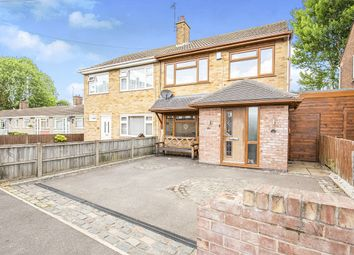 Thumbnail 3 bed semi-detached house for sale in Bede Road, Bedworth