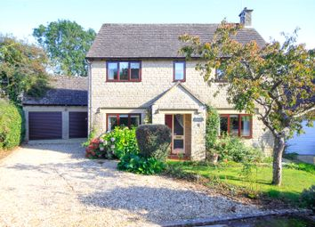 Thumbnail 4 bed detached house for sale in Glebe Lane, Kemble, Cirencester