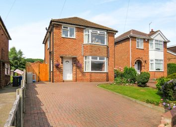 Thumbnail 3 bed detached house for sale in Malvern Avenue, Stapenhill, Burton-On-Trent