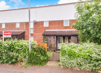 Thumbnail 3 bed terraced house for sale in Kimbolton Crescent, Stevenage